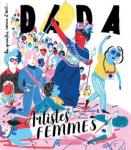 Dada (Lyon), 250 - 12/2020 - Artistes femmes