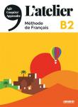 L'atelier, Méthode de français : B2